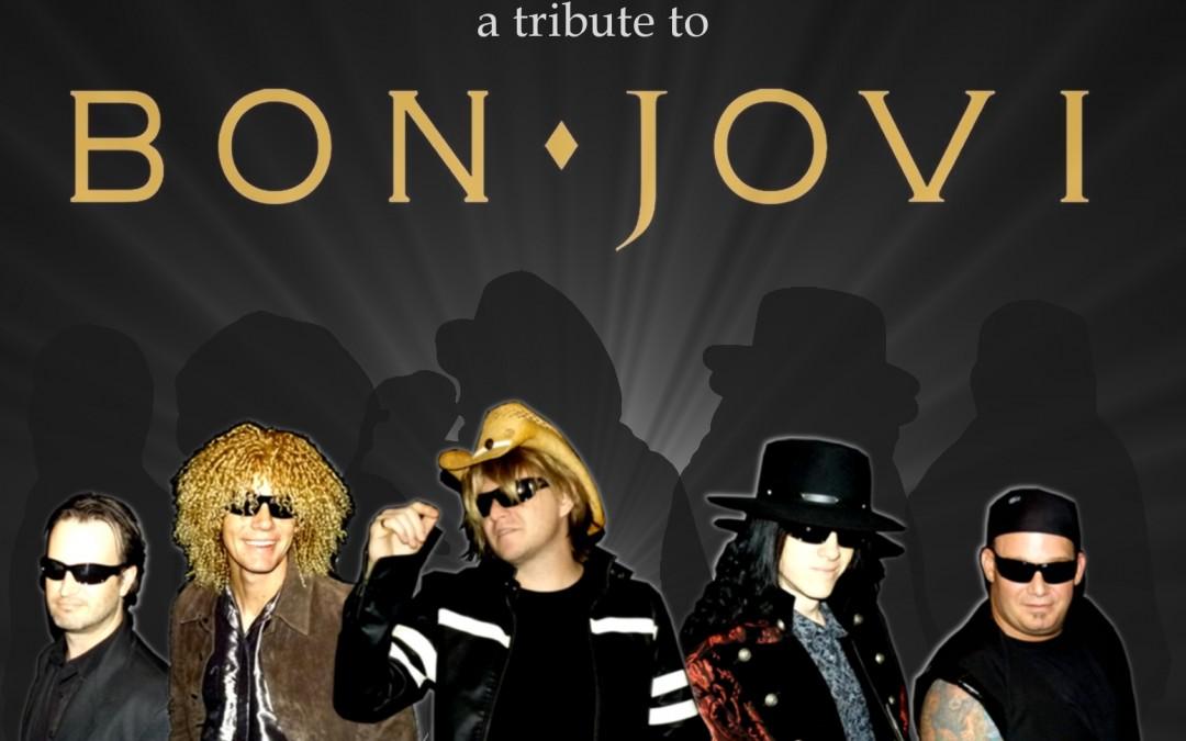 Living On A Prayer – A Tribute To Bon Jovi