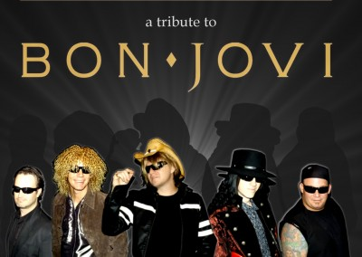 Living on A Prayer - a Tribute to Bon Jovi-hires