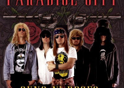 Paradise City ~ Guns & Roses Show-hires
