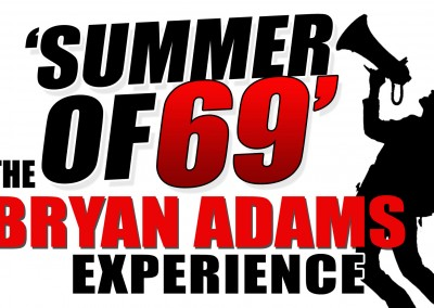Summer of 69 -The Bryan Adams' Experience-hires