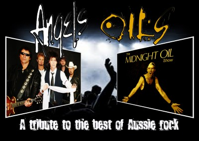 The Angels Oils Show
