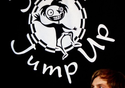 Johnny Jump Up!