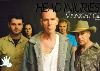Head Injuries – Midnight Oil Show