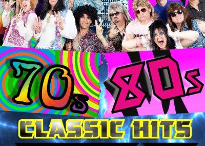 70's Battles 80's