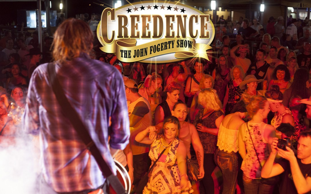 Creedence- killing it all over Queensland
