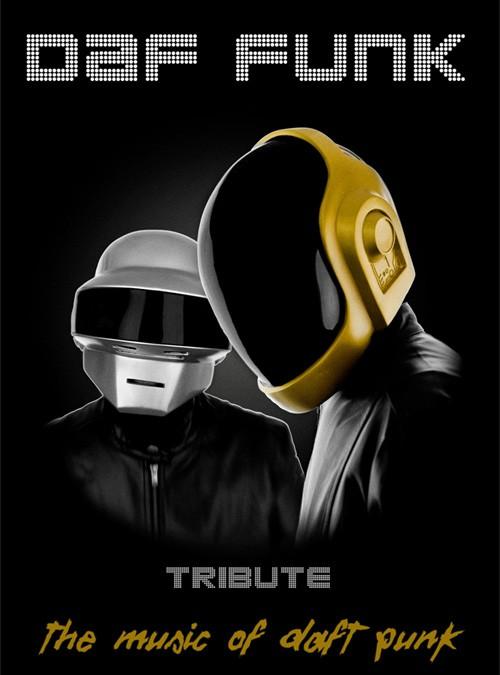 Daf Punk – A tribute to Daft Punk