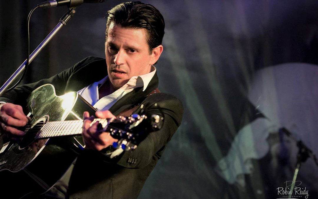 The Man in Black – Johnny Cash and The Outlaws Tribute Show